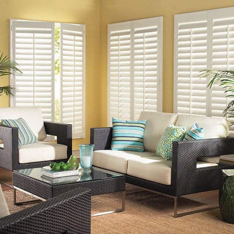 blinds shutters